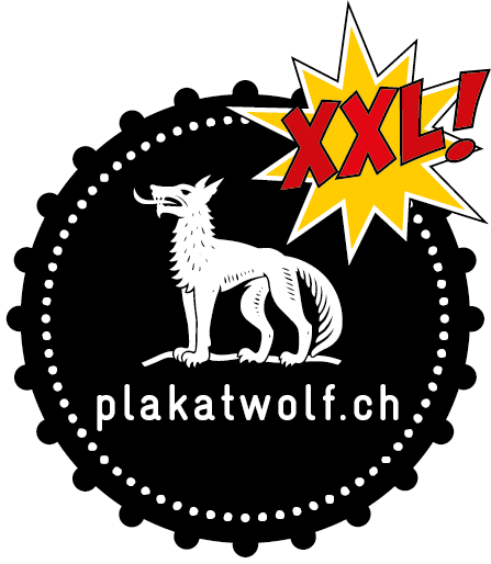 Plakatwolf